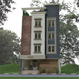 Building Image of PG 5280651 J P Nagar 7th Phase in J P Nagar 7th Phase