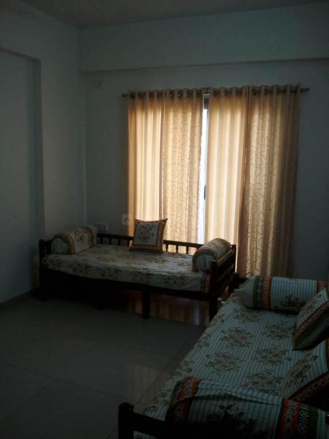 Living Room Image of 1800 Sq.ft 3 BHK Apartment for rent in Thaltej for 45000