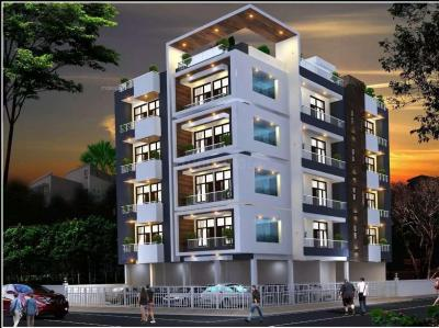 Gallery Cover Image of 1300 Sq.ft 3 BHK Apartment for buy in Kidwai Nagar for 7500000