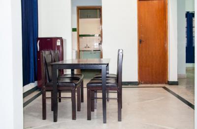 Dining Room Image of Mathew's Duplex in Koramangala