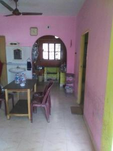 Gallery Cover Image of 600 Sq.ft 1 BHK Apartment for rent in Paschim Putiary for 11000