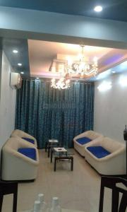 Gallery Cover Image of 1450 Sq.ft 3 BHK Apartment for rent in Kalighat for 45000
