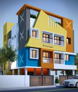 Gallery Cover Image of 450 Sq.ft 1 BHK Apartment for buy in Pammal for 2070000