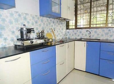 Kitchen Image of Amcha PG in Kopar Khairane