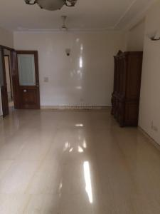 Gallery Cover Image of 2700 Sq.ft 3 BHK Independent Floor for rent in Panchsheel Park for 80000