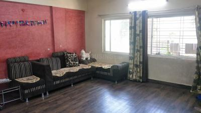 Gallery Cover Image of 1100 Sq.ft 3 BHK Apartment for rent in Mahesh Society, Bibwewadi for 25000