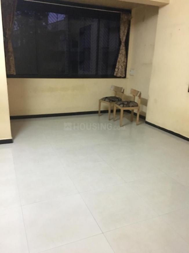 Living Room Image of 660 Sq.ft 1 BHK Apartment for rent in Sion for 32000