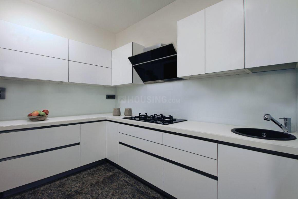 Kitchen Image of 3680 Sq.ft 4 BHK Independent Floor for buy in Santacruz West for 140000000