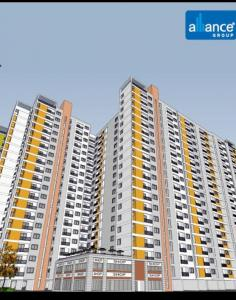 Gallery Cover Image of 338 Sq.ft 1 RK Apartment for buy in Padur for 1521000