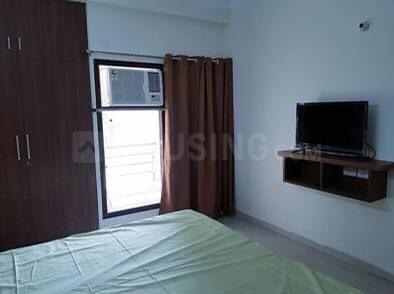 Gallery Cover Image of 650 Sq.ft 1 BHK Independent Floor for rent in Sector 40 for 20000