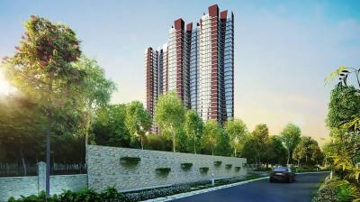 Gallery Cover Image of 1172 Sq.ft 3 BHK Apartment for buy in Prasad Rare Earth, Phool Bagan for 9962000
