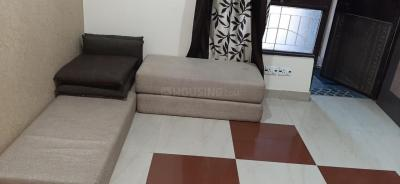Gallery Cover Image of 700 Sq.ft 1 BHK Independent Floor for rent in Niti Khand for 13500
