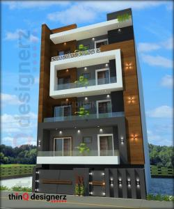Gallery Cover Image of 1500 Sq.ft 3 BHK Independent Floor for buy in DLF Shivaji Park, Punjabi Bagh for 21000000