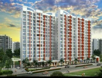 Gallery Cover Image of 620 Sq.ft 1 BHK Apartment for buy in Om Vasant Vatika, Kalyan East for 3400000