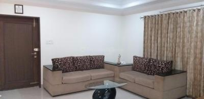 Gallery Cover Image of 1700 Sq.ft 3 BHK Apartment for rent in Silver Springs Apartment, Sanath Nagar for 40000