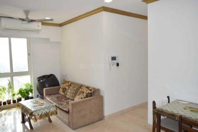 Gallery Cover Image of 1100 Sq.ft 2 BHK Apartment for rent in Omkar Meridia, Kurla West for 55000