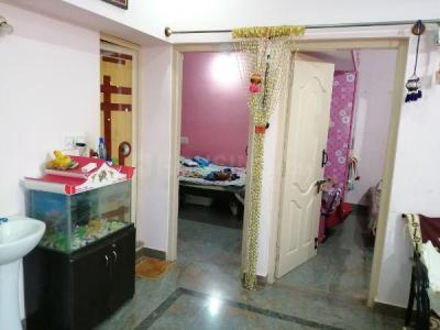 Gallery Cover Image of 800 Sq.ft 2 BHK Independent House for rent in Krishnarajapura for 11000