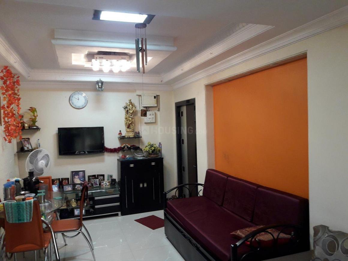 Living Room Image of 665 Sq.ft 1 BHK Independent House for buy in Goregaon West for 12500000