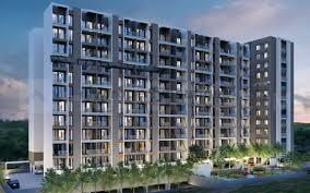 Gallery Cover Image of 974 Sq.ft 2 BHK Apartment for buy in Rama Paradise One, Chikhali for 4390000