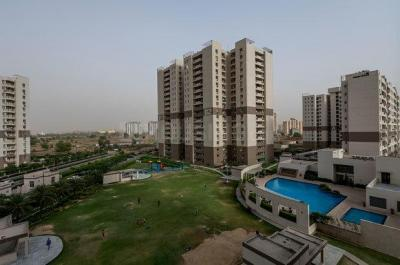 Gallery Cover Image of 2015 Sq.ft 4 BHK Apartment for rent in Vatika Gurgaon 21, Sector 83 for 24000