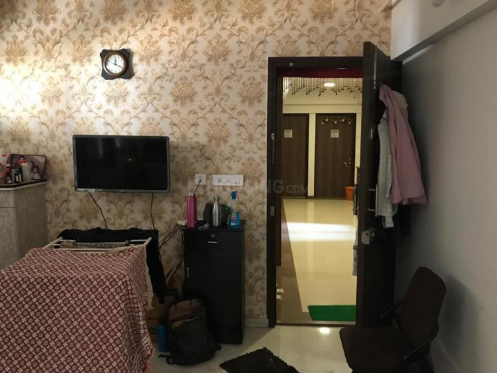 Hall Image of 1bhk Semi Furnished For Girl in Palava Phase 1 Usarghar Gaon