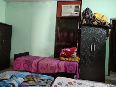Bedroom Image of Abhinav Associates PG in Kalkaji