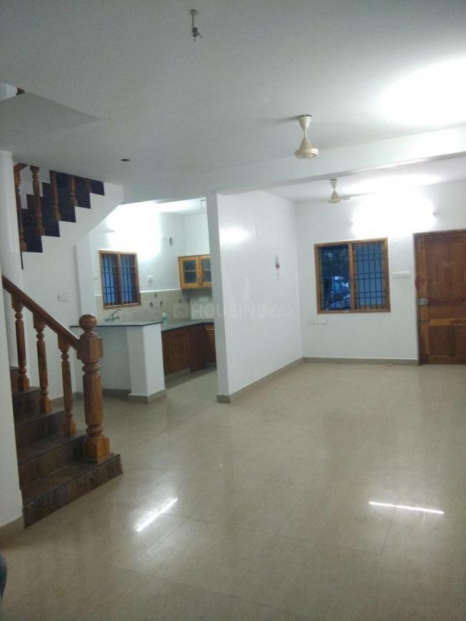 Living Room Image of 1600 Sq.ft 3 BHK Villa for rent in Neelankarai for 30000