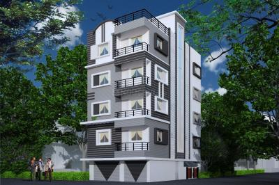 Gallery Cover Image of 718 Sq.ft 2 BHK Apartment for buy in Rajarhat for 2200000
