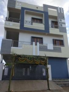 Gallery Cover Image of 900 Sq.ft 1 BHK Independent House for rent in Kithaganur Colony for 9000