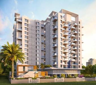 Gallery Cover Image of 985 Sq.ft 2 BHK Apartment for buy in Prathamesh Excellencia, Tathawade for 4800000