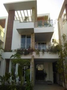 Gallery Cover Image of 2878 Sq.ft 4 BHK Independent House for rent in Kokapet for 130000