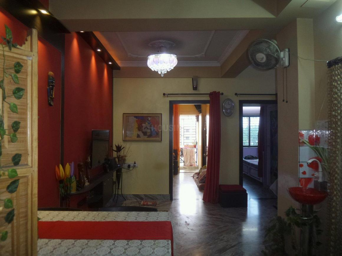 Living Room Image of 840 Sq.ft 2 BHK Apartment for buy in Garia for 4200000