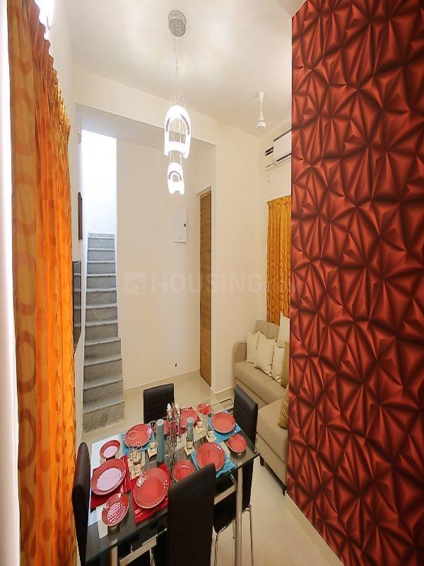 Living Room Image of 977 Sq.ft 3 BHK Independent House for rent in Oragadam for 14000