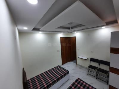 Bedroom Image of Shri Krishna PG in Janakpuri