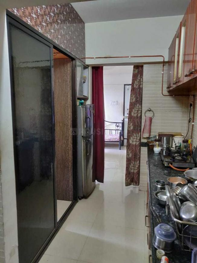 Kitchen Image of 650 Sq.ft 1 BHK Apartment for buy in Bhandup West for 8000000