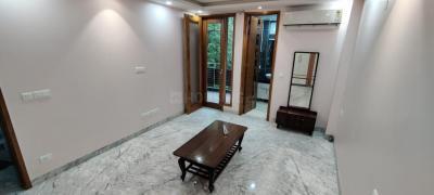 Gallery Cover Image of 2000 Sq.ft 3 BHK Independent Floor for rent in RWA Block K Lajpat Nagar 2, Lajpat Nagar for 70000