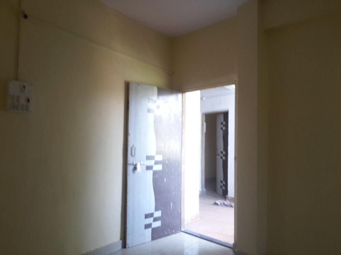 Bedroom Image of 350 Sq.ft 1 RK Apartment for rent in Kopar Khairane for 6000