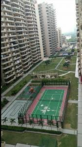 Gallery Cover Image of 1040 Sq.ft 2 BHK Apartment for rent in Gaursons Hi Tech Atulyam, Omicron I Greater Noida for 10000