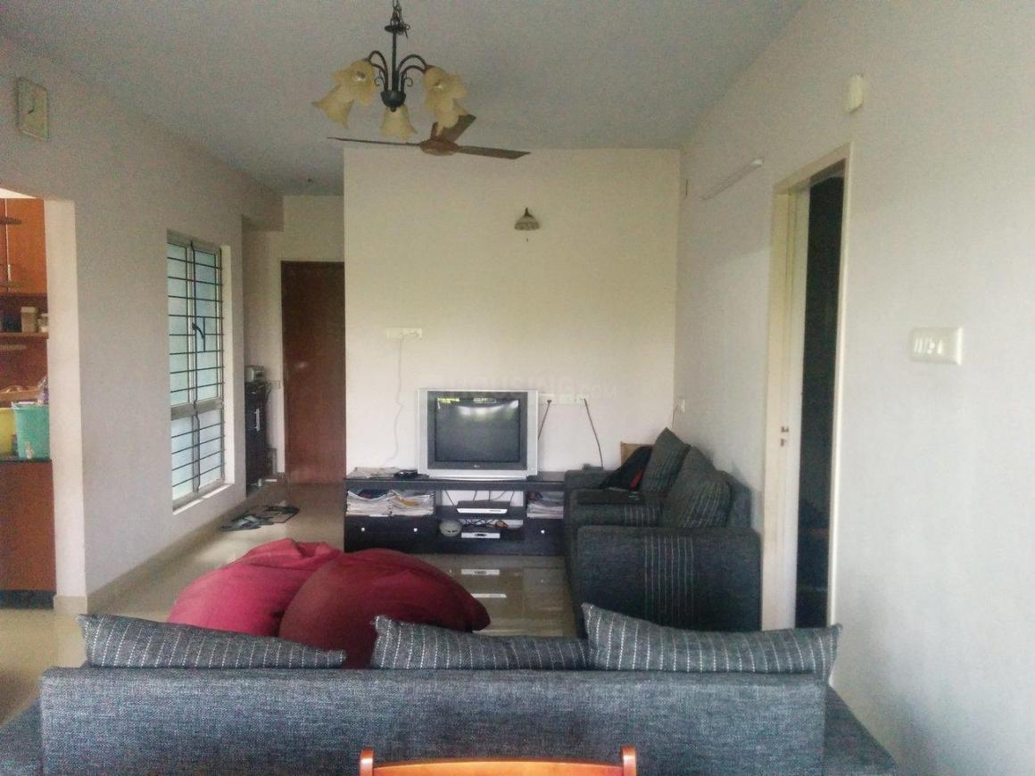 Living Room Image of 955 Sq.ft 2 BHK Apartment for rent in Ponmar for 10000