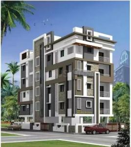 Gallery Cover Image of 570 Sq.ft 1 BHK Apartment for rent in Vaishnavi Vitthal Dham, Kalyan East for 10000