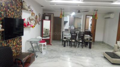 Gallery Cover Image of 2700 Sq.ft 4 BHK Apartment for rent in Vasant Kunj for 110000