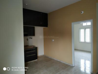 Gallery Cover Image of 600 Sq.ft 1 BHK Apartment for rent in Hebbal for 10000