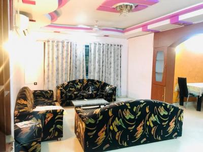 Gallery Cover Image of 1954 Sq.ft 3 BHK Apartment for rent in Vishwanath Sharanam 12, Prahlad Nagar for 30000