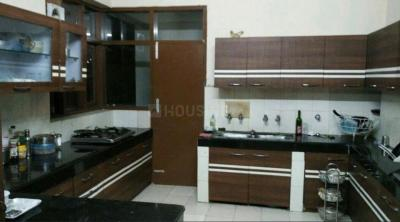 Kitchen Image of Galaxy Apartments in Sector 43