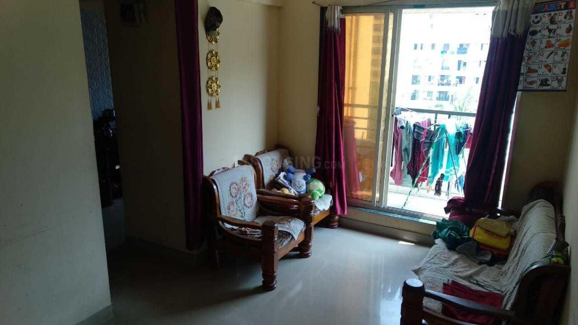 Living Room Image of 650 Sq.ft 1 BHK Apartment for rent in Ambernath West for 6500