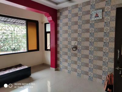 Gallery Cover Image of 450 Sq.ft 1 RK Apartment for rent in Kalika Prasad CHS, Thane West for 13500
