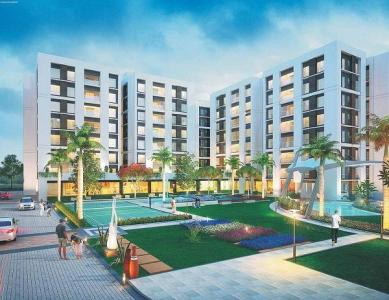 Gallery Cover Image of 1287 Sq.ft 3 BHK Apartment for buy in Natural City Laketown, Patipukur for 6435000