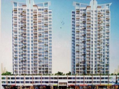 Gallery Cover Image of 1190 Sq.ft 2 BHK Apartment for buy in Neelkanth Heights, Ghansoli for 14000000
