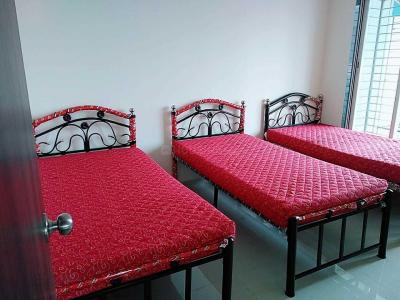 Bedroom Image of PG Bhandup in Powai