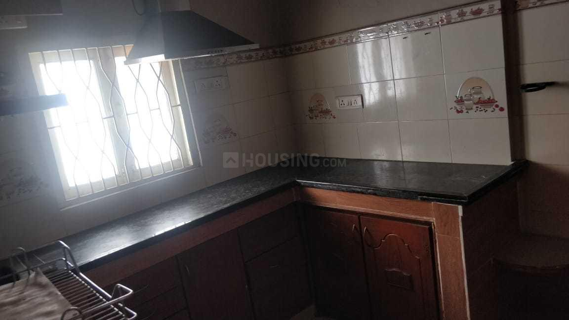Kitchen Image of 1100 Sq.ft 2 BHK Apartment for rent in Kukatpally for 14000